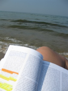 Descartes on Lake Michigan